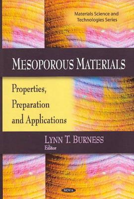 Mesoporous Materials image