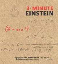 3-Minute Einstein by Paul Parsons