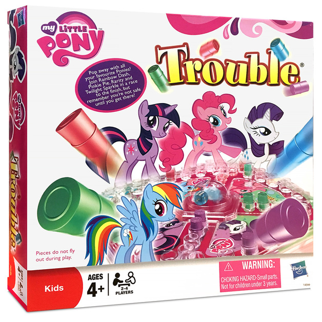 Trouble My Little Pony