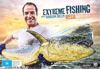 Extreme Fishing With Robson Green Mega Collection on DVD
