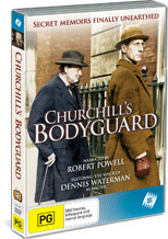 Churchill's Bodyguard (4 Disc Set) on DVD