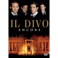 Il Divo - Encore  on DVD