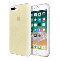 Incipio Design Series Clear Glitter - iPhone 7/8 Plus - Gold