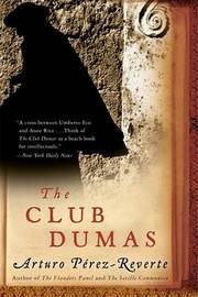 The Club Dumas by Arturo Perez-Reverte image