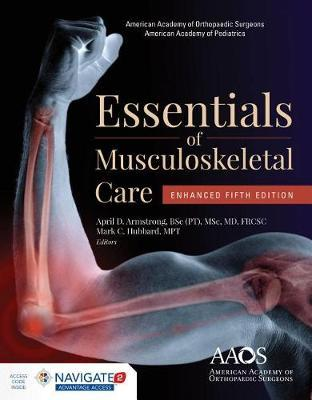 AAOS Essentials Of Musculoskeletal Care by Aaos