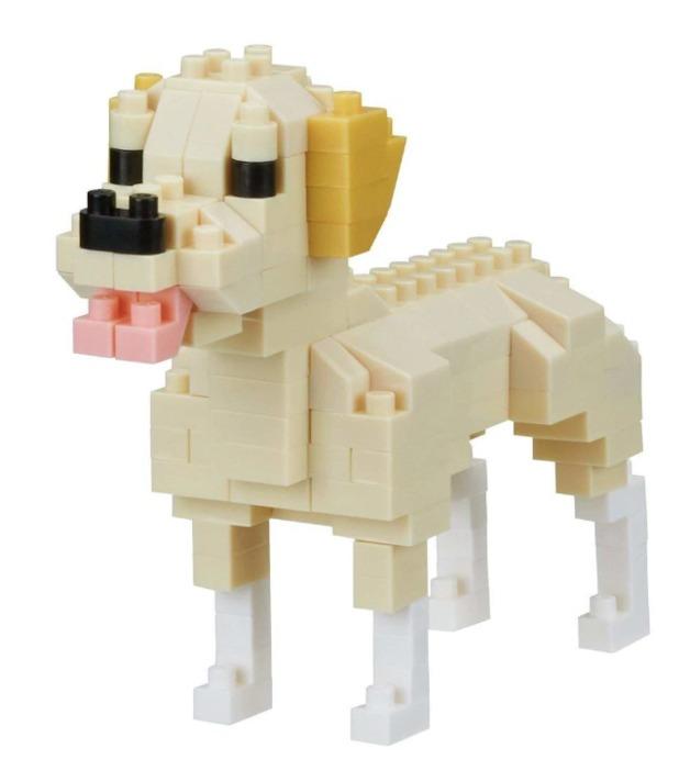 nanoblock: Dogs Series - Labrador Retriever