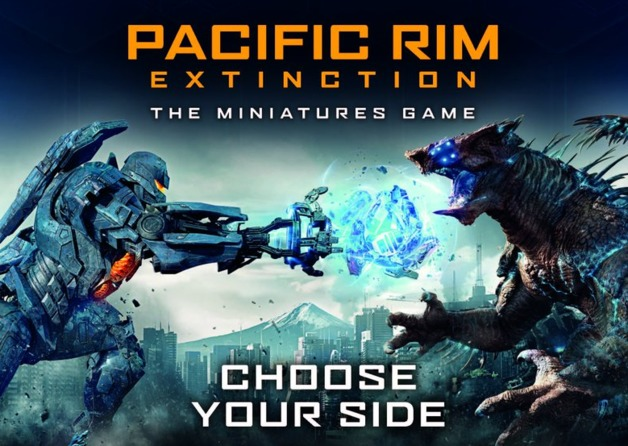 Pacific Rim: Extinction - Tabletop Miniature Game