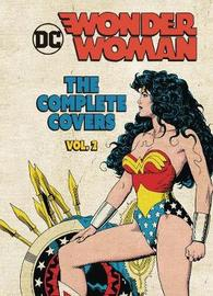DC Comics: Wonder Woman: The Complete Covers Volume 2: Mini Book by Insight Editions