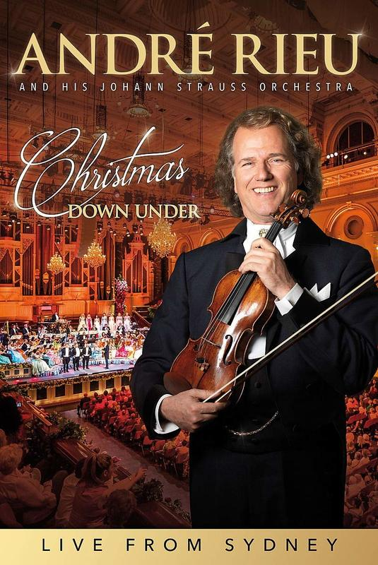 Andre Rieu - Christmas Down Under on  by André Rieu