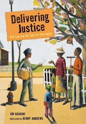 Delivering Justice by Jim Haskins image