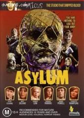 Asylum on DVD