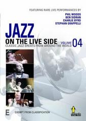 Jazz Legends Live! From Around The World (Volume 4) on DVD