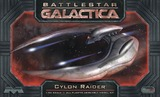 Battlestar Galactica Cylon Raider 1:32 Scale Model Kit - by Moebius
