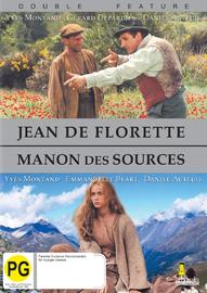 Jean De Florette / Manon Des Sources - Double Feature (2 Disc Set) on DVD