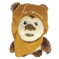 Star Wars Plush Toy 17cm - Wicket the Ewok