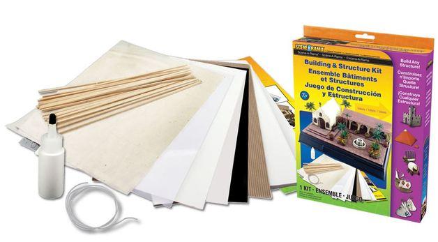 Woodland Scenics Building & Structure Kit