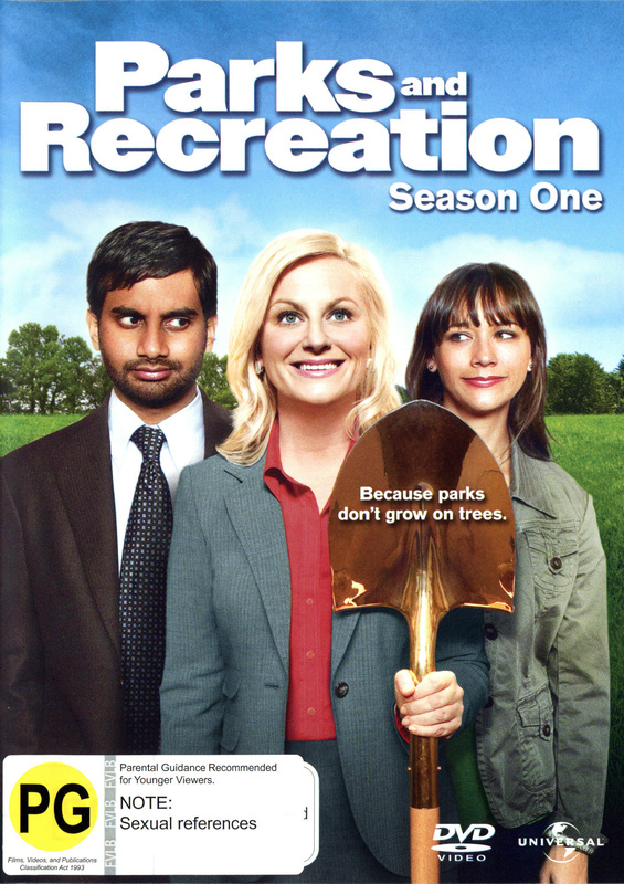 Parks and Recreation - Season 1 on DVD