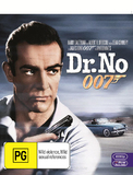 Dr. No (2012 Version) on DVD