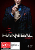 Hannibal - Season 1 DVD