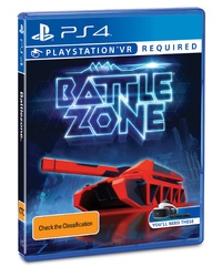 Battlezone VR for PS4