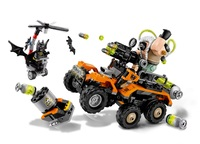 LEGO Batman Movie: Bane Toxic Truck Attack (70914) image
