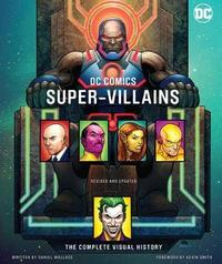 DC Comics Super-Villains by Daniel Wallace