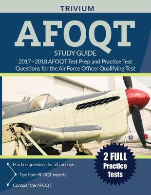 Afoqt Study Guide 2017-2018 by Afoqt Study Guide Team