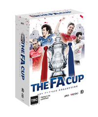 FA Cup - The Classic Collection on DVD