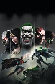 Injustice Gods Among Us Year One The Deluxe Edition by Tom Taylor