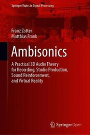 Ambisonics by Franz Zotter
