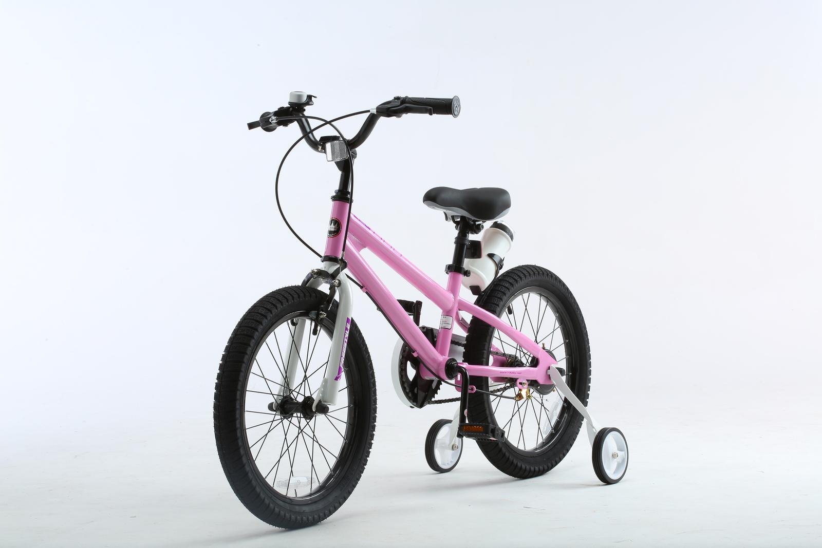 """RoyalBaby: BMX Freestyle - 18"""" Bike (Pink) image"""