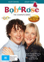 Bob & Rose - The Complete Series (2 Disc Set) on DVD
