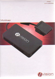 Vision PS2 Multitap for PlayStation 2 image