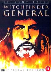 Witchfinder General on DVD