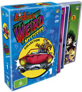 Archie's Weird Mysteries Collection: Vol 1 (3 Disc) on DVD