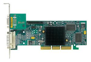 Matrox Millenium Video Card G550 32MB AGP DDR