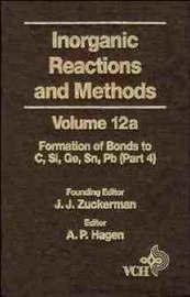 Inorganic Reactions and Methods