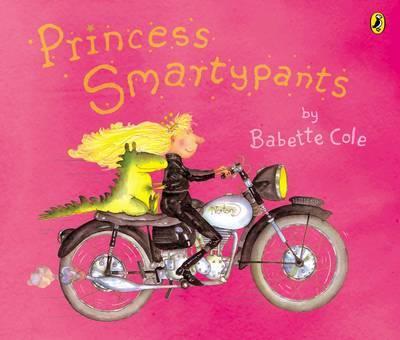 Princess Smartypants by Babette Cole image