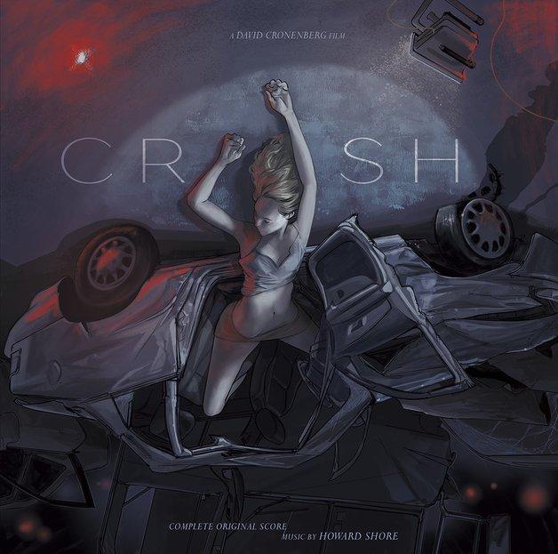 Crash OST (2LP) by Howard Shore