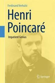 Henri Poincare by Ferdinand Verhulst