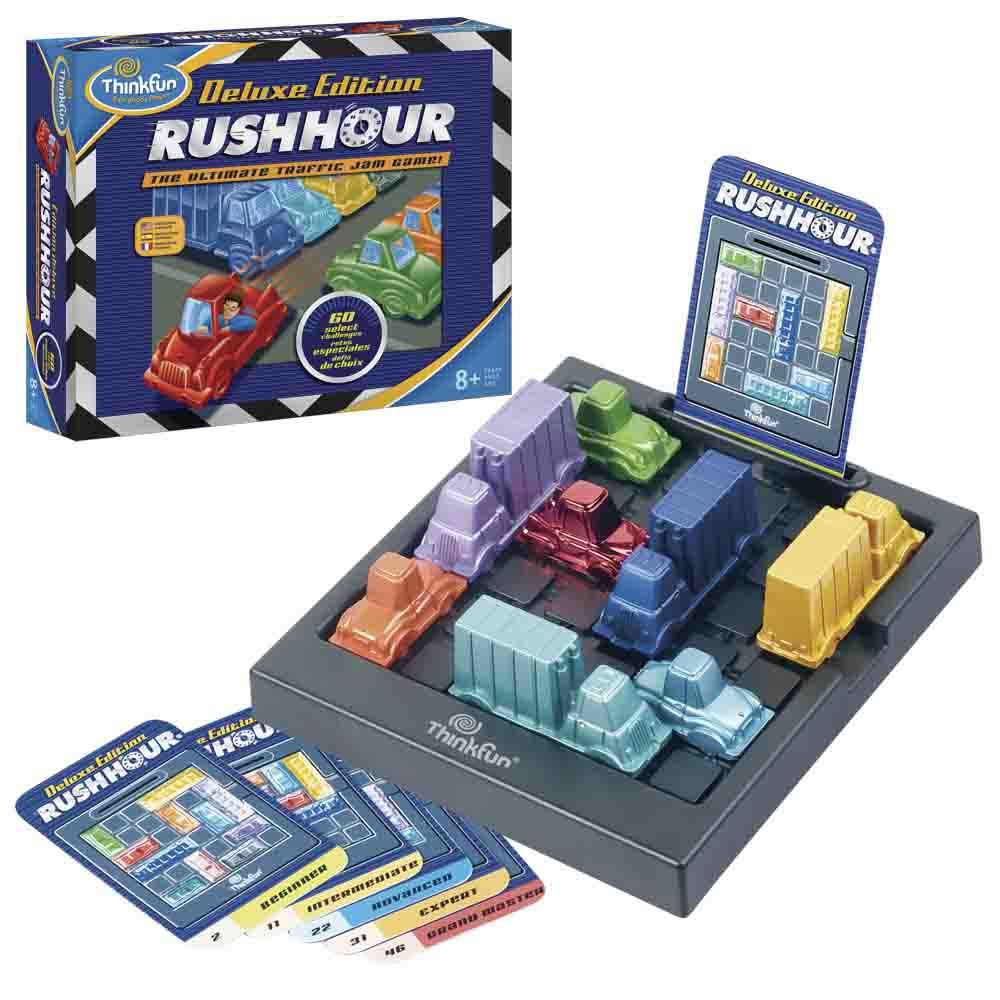 Thinkfun - Rush Hour Deluxe Edition image