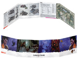 D&D: Curse of Strahd DM Screen