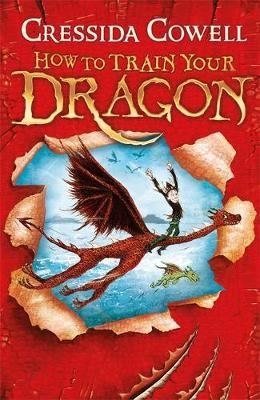 How to Train Your Dragon: Book 1 by Cressida Cowell image