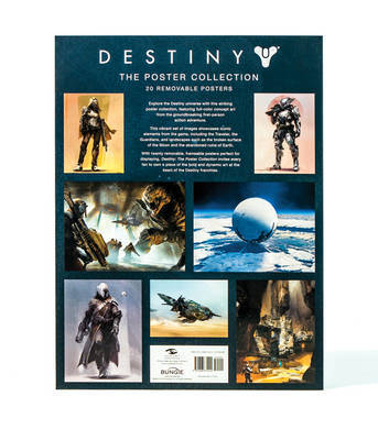 Destiny: The Poster Collection by Insight Editions
