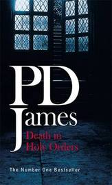 Death in Holy Orders (Adam Dalgliesh #11) by P.D. James image