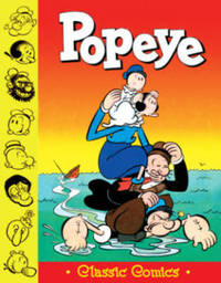 Popeye Classics A Thousand Bucks Worth Of Fun And More! by Bud Sagendorf