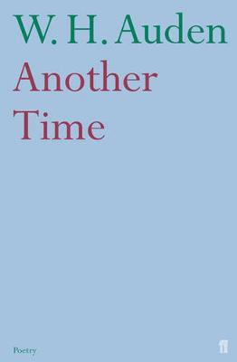 Another Time by W.H. Auden image