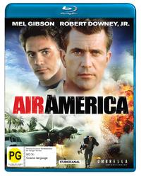 Air America on Blu-ray