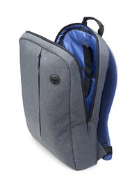 """HP 17.3"""" Value - Laptop Backpack (Grey/Blue) image"""