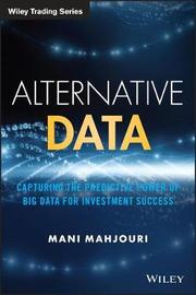 Alternative Data by Mani Mahjouri